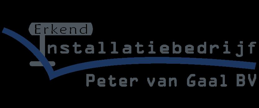 Installatiebedrijf Peter van Gaal BV