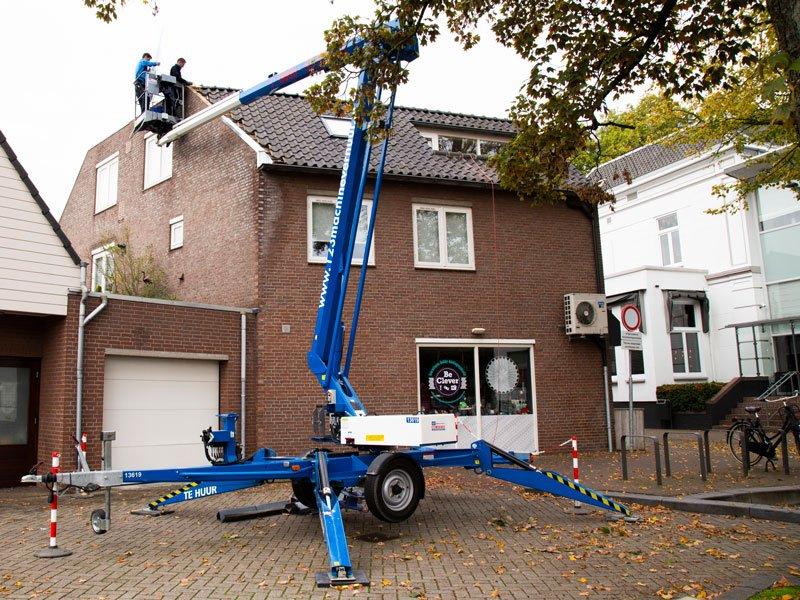 Dakwerkzaamheden installatiebedrijf Berlicum