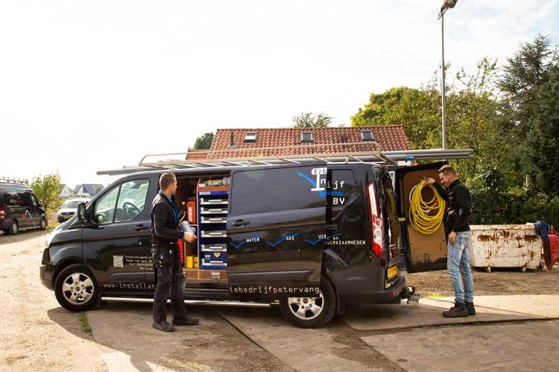 Gas Installatiebedrijf Peter van Gaal