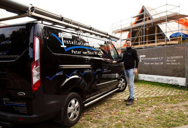 Installatiebedrijf Noord-Brabant