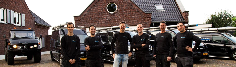 Over installatiebedrijf Peter van Gaal