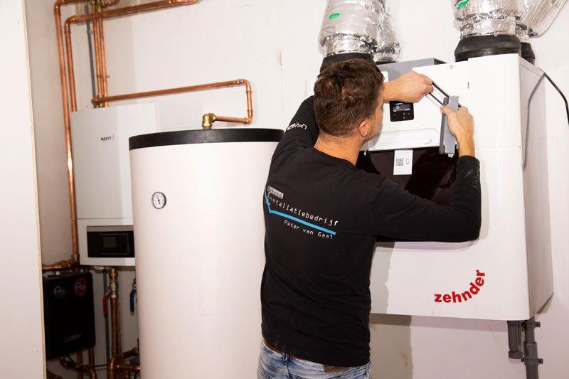 Verwarming innovatief en duurzaam in Berlicum