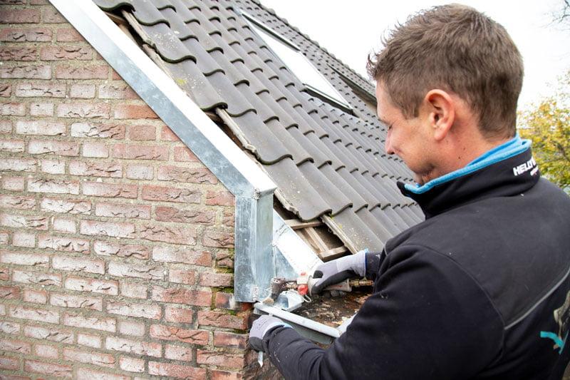 Zink en dak installatiebedrijf Berlicum