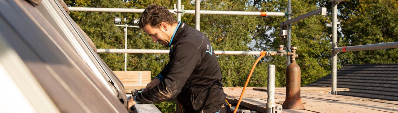 Zink- en dakwerkzaamheden installatiebedrijf Berlicum
